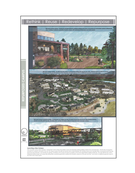 Oregon State University Cascades Campus Vision higher education consulting